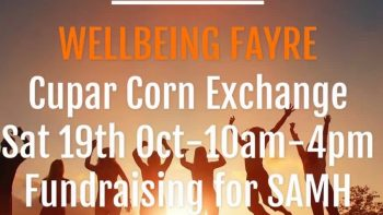 Wellbeing Fayre @ Corn Exchange | Scotland | United Kingdom